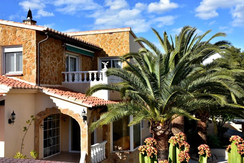 Casa Girasol Moraira Holiday home
