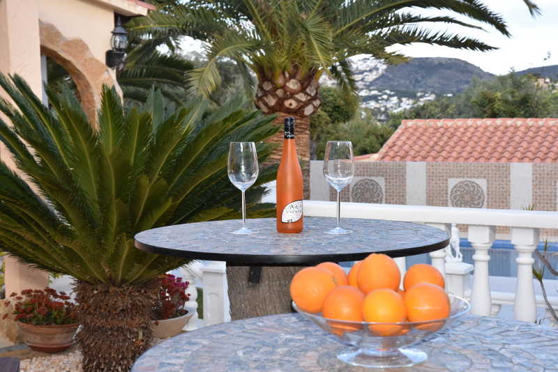 Casa Girasol Holiday home in Moraira, Costa Blanca