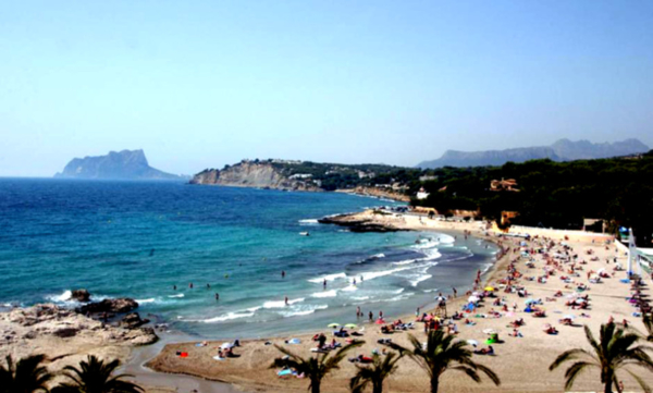 Casa Girasol Holiday home, Moraira beaches