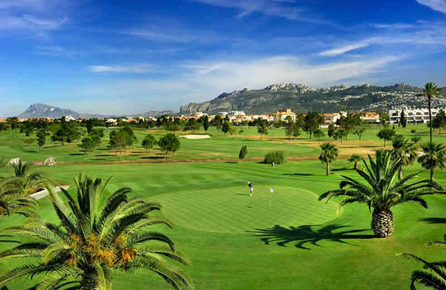 Casa Girasol Holiday home Moraira, Colf Courses