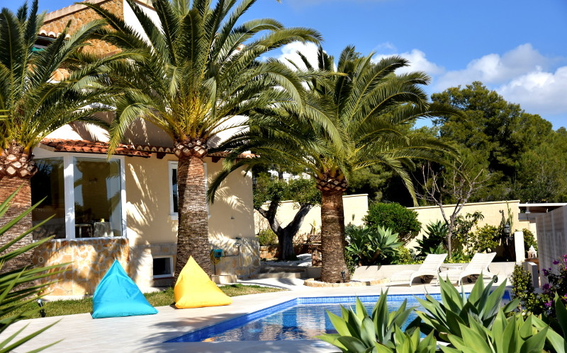 Casa Girasol Holiday home Moraira rental